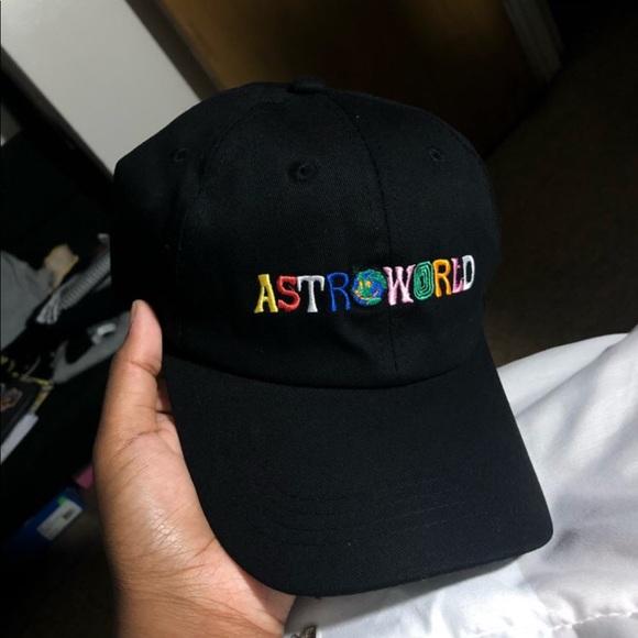 ffe873c7 Accessories | Astroworld Travis Scott Fest Merch Day 1 Hat Cap ...